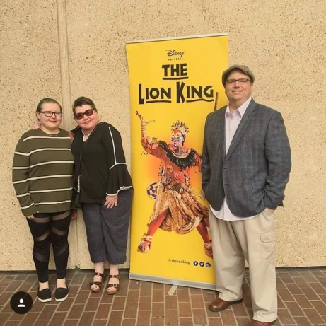 The Lion King!