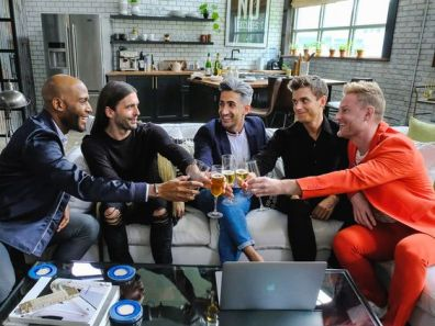 my current love, queer eye
