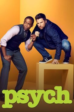 my all time favoerite show, psych