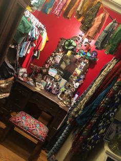 Henry's closet after :)